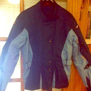 Women's motorcycle jacket size Medium